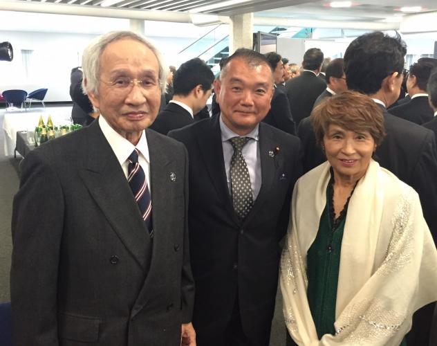 黒川まさる 隣に住んでいた岡村正さんは 日本ラグビー協会会長