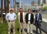 「ロングビーチシティ視察 」 黒川まさる 視察報告 2008