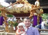 「金沢の神輿」 黒川まさる 視察報告 2008